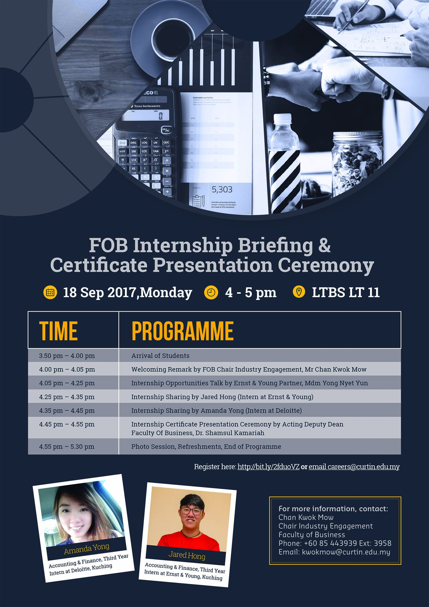 FOB Internship Briefing