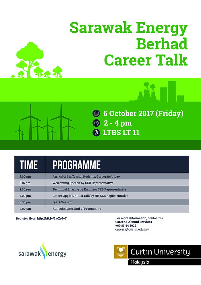 SEB Career Talk