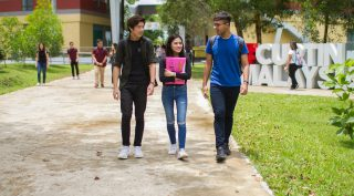 Student Exchange Program with Curtin Malaysia